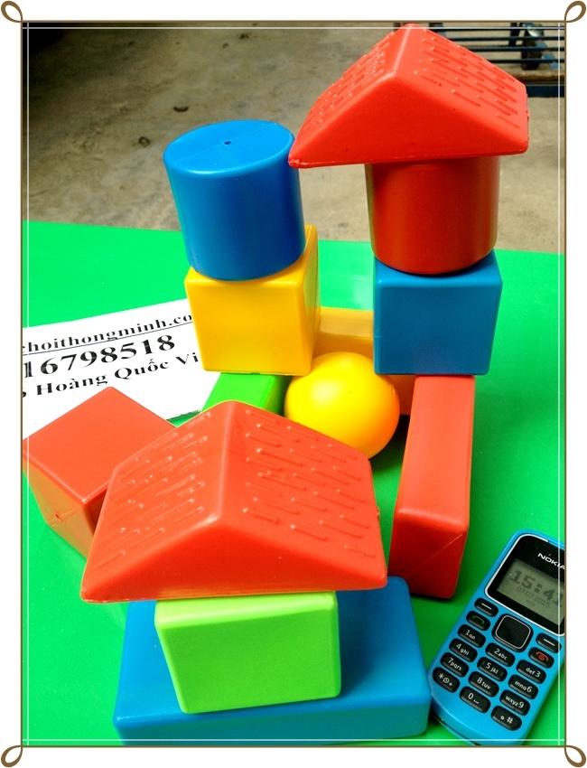 Khối hình học, khối cháu 5 khối, khối cháu 14 khối
